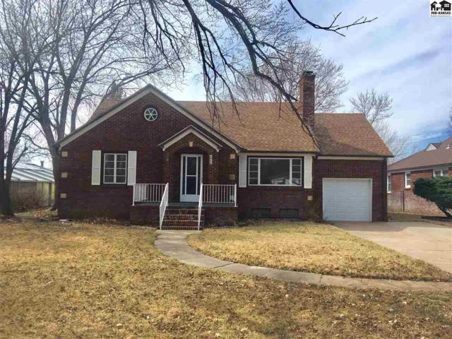 1013 Tobias Dr, Lyons, KS 67554 (MLS #37022) :: Select Homes - Team Real Estate