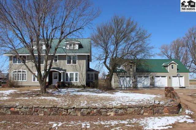 5301 N Centennial Rd, Nickerson, KS 67561 (MLS #37127) :: Select Homes - Team Real Estate