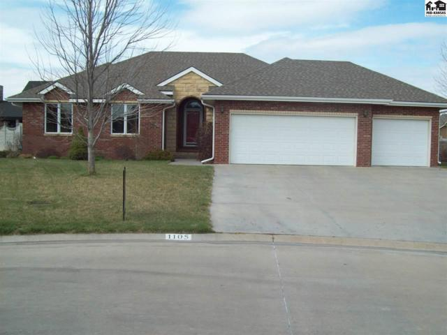 1105 Turnberry Ct, McPherson, KS 67460 (MLS #37135) :: Select Homes - Team Real Estate
