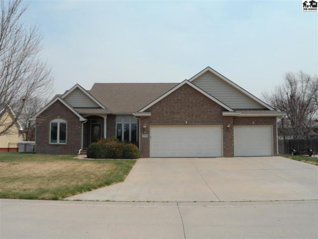 1512 Sonora Dr, McPherson, KS 67460 (MLS #37147) :: Select Homes - Team Real Estate