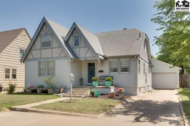 323 E 17th Ave, Hutchinson, KS 67501 (MLS #37577) :: Select Homes - Team Real Estate