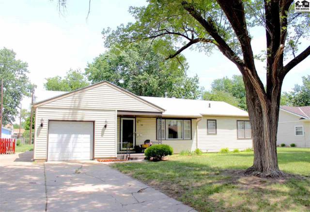 32 Sunflower Ave, Hutchinson, KS 67502 (MLS #37616) :: Select Homes - Team Real Estate