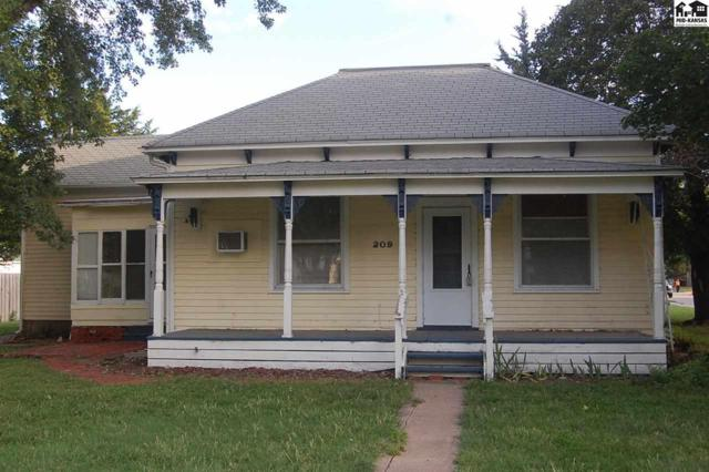 209 E Gordon St, Inman, KS 67546 (MLS #37777) :: Select Homes - Team Real Estate