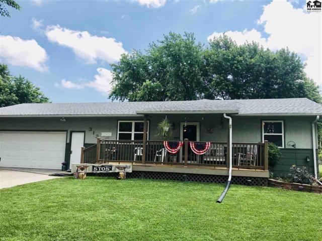 313 S Empire St, Galva, KS 67443 (MLS #37778) :: Select Homes - Team Real Estate