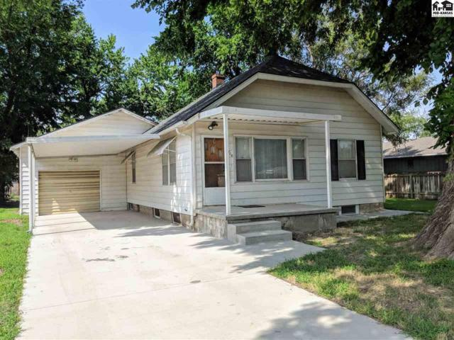 728 E 10th Ave, Hutchinson, KS 67501 (MLS #37913) :: Select Homes - Team Real Estate
