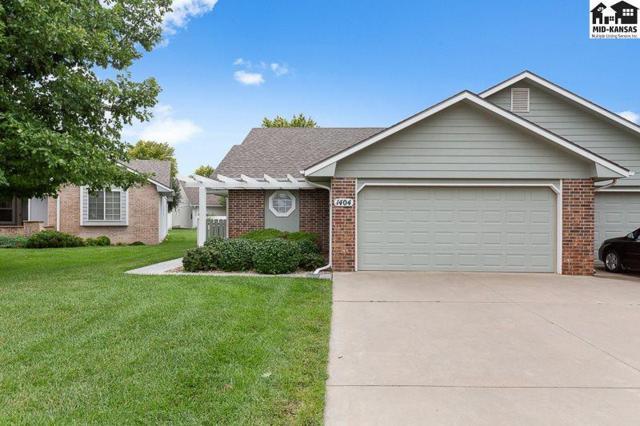 1404 Wood Bridge Ct, Hutchinson, KS 67502 (MLS #38061) :: Select Homes - Team Real Estate