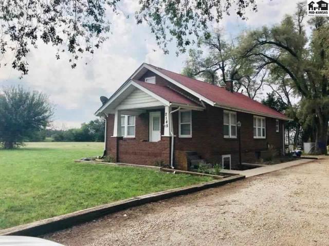2145 Arrowhead Rd, Moundridge, KS 67107 (MLS #38113) :: Select Homes - Team Real Estate