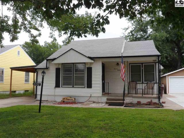 1132 Fairview Rd, McPherson, KS 67460 (MLS #38117) :: Select Homes - Team Real Estate