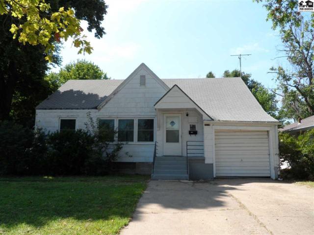 1119 N Main St, McPherson, KS 67460 (MLS #38150) :: Select Homes - Team Real Estate