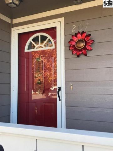 207 Wollmann St, Moundridge, KS 67107 (MLS #38536) :: Select Homes - Team Real Estate