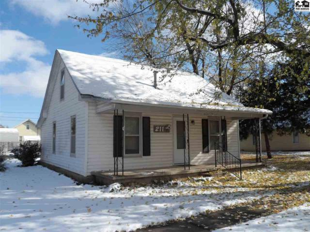 211 N 2nd St, Canton, KS 67428 (MLS #38617) :: Select Homes - Team Real Estate