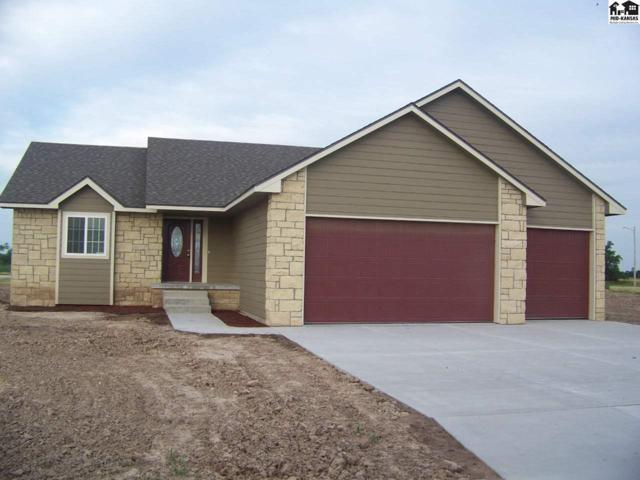 21 Bluestem Dr, South Hutchinson, KS 67505 (MLS #34570) :: Select Homes - Team Real Estate