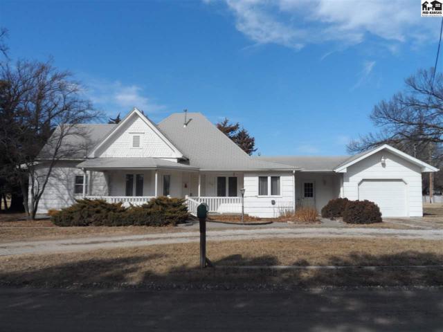 306 W Olive St, Canton, KS 67428 (MLS #36802) :: Select Homes - Team Real Estate
