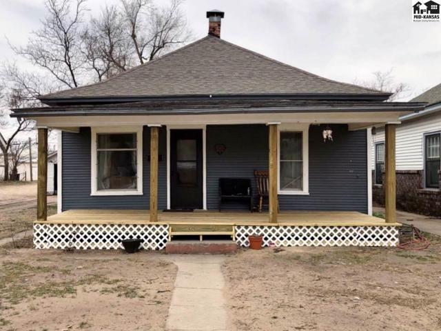 515 W Sherman Ave, Hutchinson, KS 67501 (MLS #36923) :: Select Homes - Team Real Estate