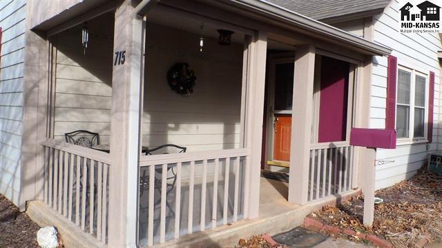 715 N Jennings Ave, Anthony, KS 67003 (MLS #34392) :: Select Homes - Team Real Estate
