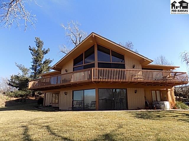4904 E 30th Ave, Hutchinson, KS 67502 (MLS #34936) :: Select Homes - Team Real Estate
