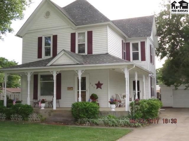 303 N 7th St, Sterling, KS 67579 (MLS #35494) :: Select Homes - Team Real Estate