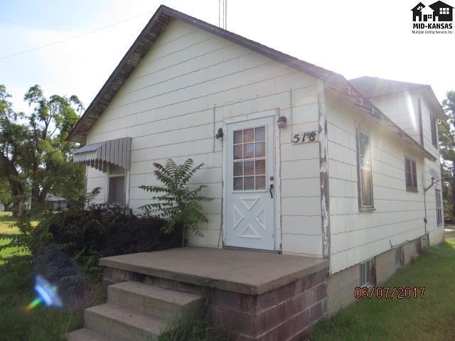 518 Washington St, Pratt, KS 67124 (MLS #35499) :: Select Homes - Team Real Estate