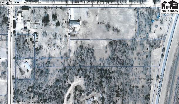 00000 N Old K61 Hwy, Hutchinson, KS 67502 (MLS #36381) :: Select Homes - Team Real Estate
