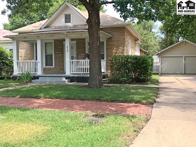 510 E Avenue B, Hutchinson, KS 67501 (MLS #36467) :: Select Homes - Team Real Estate