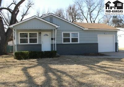 412 S Tulip St, McPherson, KS 67460 (MLS #36980) :: Select Homes - Team Real Estate