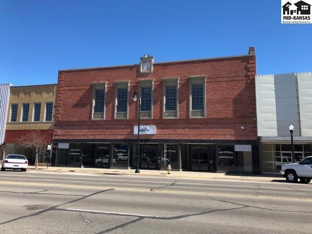 14 N Main St, Hutchinson, KS 67501 (MLS #36987) :: Select Homes - Team Real Estate