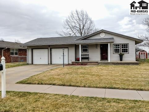 64 Rambler Rd, Hutchinson, KS 67502 (MLS #36996) :: Select Homes - Team Real Estate