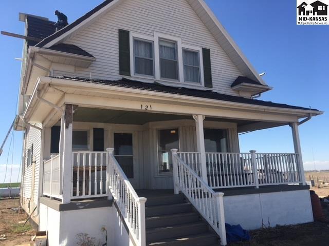 25274 J St, Haviland, KS 67059 (MLS #37048) :: Select Homes - Team Real Estate