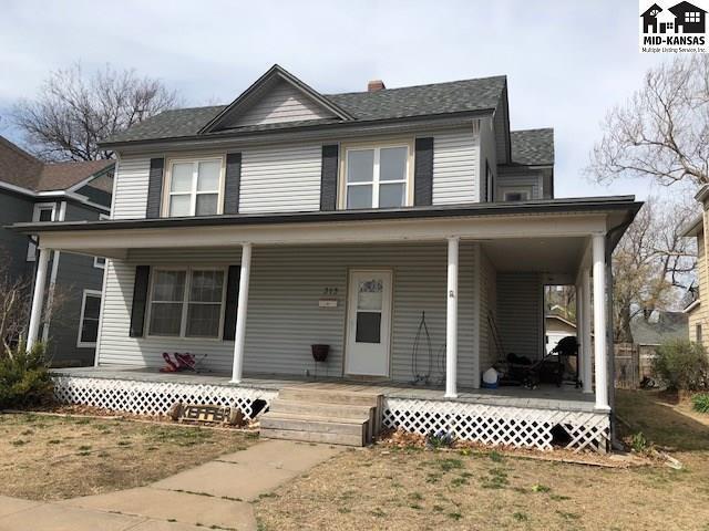 313 E Avenue S, Lyons, KS 67554 (MLS #37182) :: Select Homes - Team Real Estate