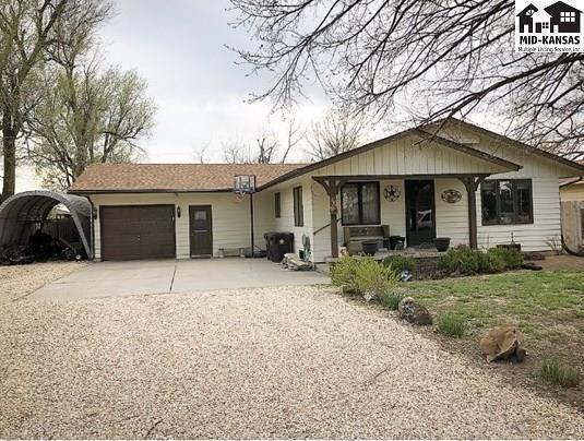 309 N Mcpherson St, Galva, KS 67443 (MLS #37315) :: Select Homes - Team Real Estate