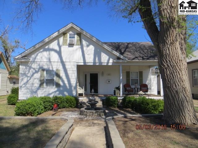 312 N Iuka St, Pratt, KS 67124 (MLS #37400) :: Select Homes - Team Real Estate