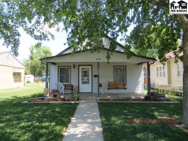 706 Champa, Pratt, KS 67124 (MLS #37462) :: Select Homes - Team Real Estate