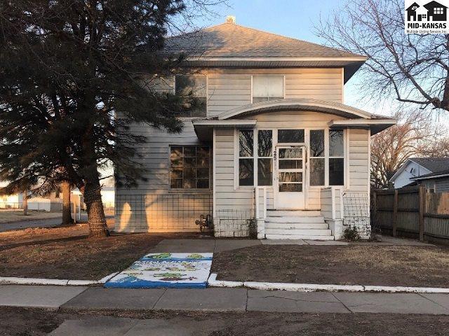 125 N Kansas Ave, Haven, KS 67543 (MLS #38456) :: Select Homes - Team Real Estate
