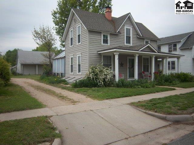 315 N Main St, Buhler, KS 67522 (MLS #35021) :: Select Homes - Team Real Estate