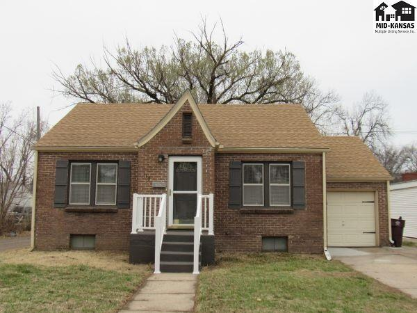 115 N Olivette St, McPherson, KS 67460 (MLS #37062) :: Select Homes - Team Real Estate