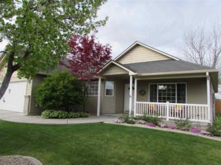 3223 S Raintree, Nampa, ID 83686 (MLS #98653298) :: Boise River Realty