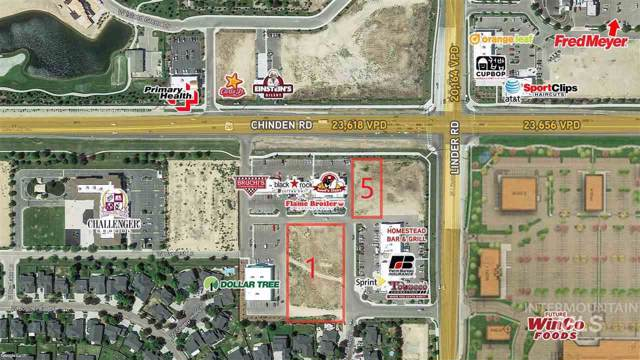 TBD Linder & Chinden, Meridian, ID 83646 (MLS #98556563) :: Full Sail Real Estate
