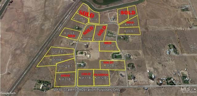 LOT 6 Block 1, Shoshone, ID 83352 (MLS #98662454) :: City of Trees Real Estate
