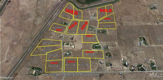 LOT 14 Block 1, Shoshone, ID 83352 (MLS #98662470) :: Haith Real Estate Team
