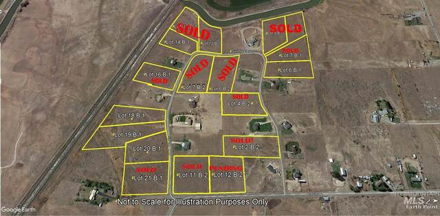 LOT 14 Block 1, Shoshone, ID 83352 (MLS #98662470) :: Michael Ryan Real Estate