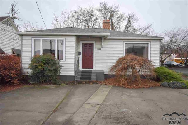 1314 G Street, Lewiston, ID 83501 (MLS #322094) :: Team One Group Real Estate