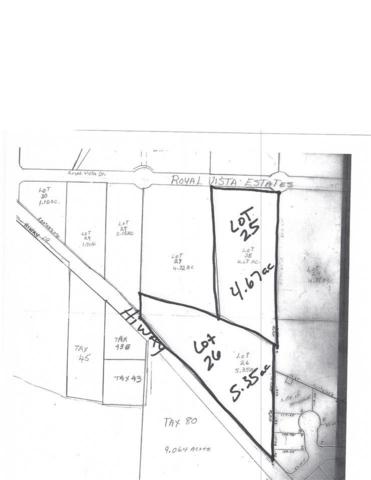 lot 25 Royal Vista Estates, Homedale, ID 83628 (MLS #98608140) :: Juniper Realty Group