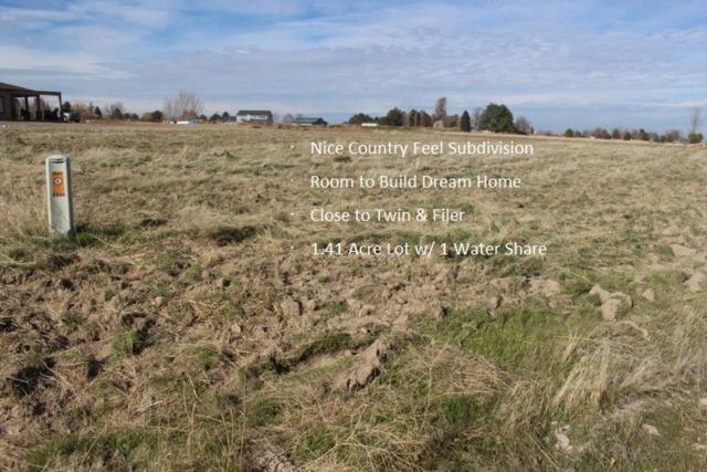2554 E 3769 N Lot 9, Twin Falls, ID 83301 (MLS #98640158) :: Jon Gosche Real Estate, LLC