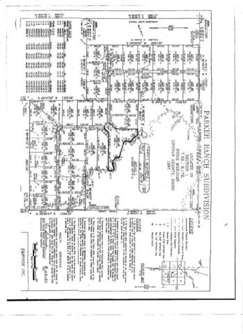 112 Parker Gulch Rd., Shoshone, ID 83352 (MLS #98640172) :: Juniper Realty Group