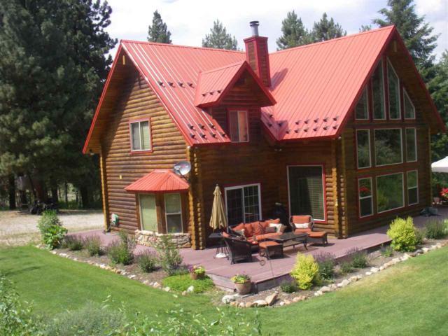 1381 E Pine Creek Rd, Featherville, ID 83647 (MLS #98651287) :: Zuber Group