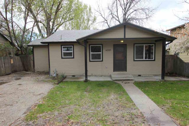 4205 W Plum St, Boise, ID 83703 (MLS #98653036) :: Jon Gosche Real Estate, LLC