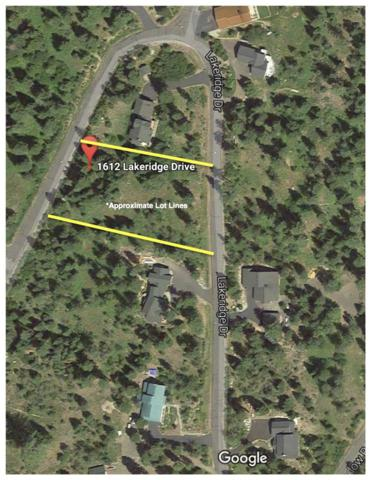 1612 Lakeridge Dr, Mccall, ID 83638 (MLS #98653442) :: Boise River Realty
