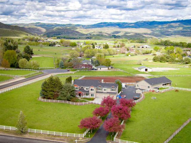 3490 N Saddleman Place, Eagle, ID 83616 (MLS #98653646) :: Boise River Realty