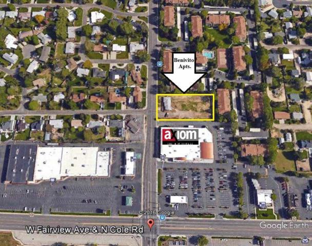 1714 N Cole, Boise, ID 83704 (MLS #98657967) :: Zuber Group