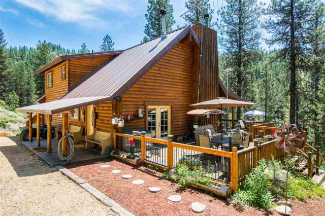4 Glen Forest Ln, Idaho City, ID 83631 (MLS #98658842) :: Front Porch Properties